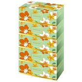 【南紡購物中心】五月花 親肌感盒裝面紙180抽x5盒x10袋