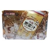 台灣菸酒紅麴黑麥汁330mlx6入/組【愛買】