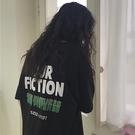 中長款T恤 初春女裝ins港風t恤短袖女2020新款韓版寬鬆學生百搭mschf上衣服 店慶降價