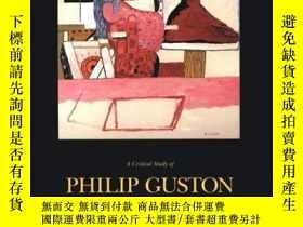 二手書博民逛書店A罕見Critical Study of Philip Gust