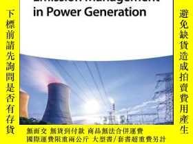 二手書博民逛書店Carbon罕見Dioxide Emission Management in Power Generation