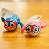 美國Munchkin麥肯齊髮條玩具 可愛企鵝游泳兒童洗澡玩具 寶寶戲水