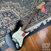 【凱傑樂器】Fender 美廠 Professional Stratocaster 玫瑰木指板 電吉他 黑色