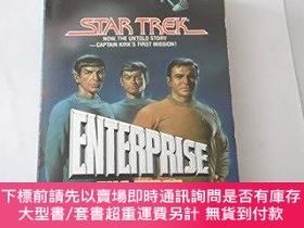 二手書博民逛書店Enterprise,罕見The First AdventureY255174 Vonda N. Mcinty