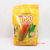馬來西亞糖果一百份芒果味QQ軟糖1000g【0216零食團購】9556296203652