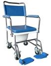 鐵製歐式便器椅(便盆椅)-硬墊FZK37...