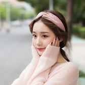 發帶韓國頭飾甜美森女系風寬邊洗臉頭飾