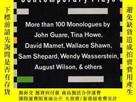 二手書博民逛書店The罕見Actor s Book Of Contemporary MonologuesY364682 She
