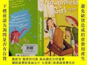 二手書博民逛書店the罕見naghtiest girl again 又是最愛嘮叨的女孩了Y200392
