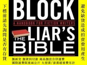 二手書博民逛書店The罕見Liar s BibleY256260 Lawrence Block Open Road Integ