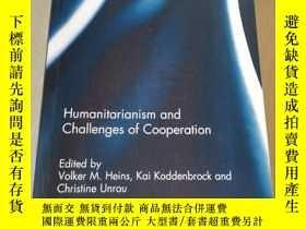 二手書博民逛書店ROUTLEDGE罕見GLOBAL COOPERATION SERIES勞特利奇全球合作系列:Humanitari