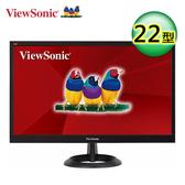 全新 ViewSonic 優派 VA2261h-8 護眼零閃屏 22型寬螢幕