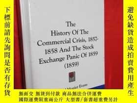 二手書博民逛書店The罕見History Of The Commercial C