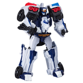 TOBOT 機器戰士GD MINI SERGEANT JUSTICE警車變形機器人YT01099原廠公司貨 YOUNG TOYS