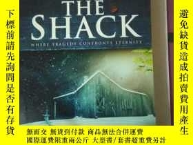 二手書博民逛書店THE罕見SHACK 外文原版Y14465