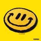 STAYREAL BE HAPPY 地墊...