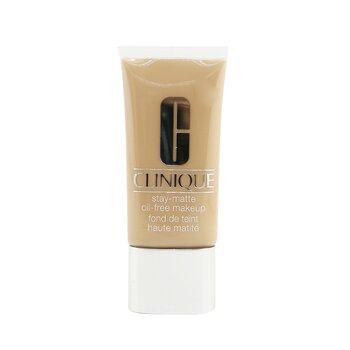 SW Clinique倩碧-189 粉底液 Stay Matte Oil Free Makeup - # 07 Cream Chamois (VF-G)