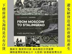 二手書博民逛書店From罕見Moscow to Stalingrad (damaged)-從莫斯科到斯大林格勒(損壞)Y414