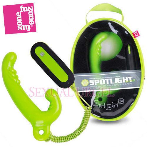 【免運+贈跳蛋+潤滑液】美國Funzone-Spotlight-Heiress 聚光焦點-希爾頓 按摩器 +潤滑液2包