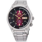 ORIENT東方錶復刻SK系列時尚機械錶 RA-AA0B02R 漸層紅色
