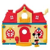 《 Disney 迪士尼 》迪士尼 DIY夢想城 米奇紅頂小屋 / JOYBUS玩具百貨