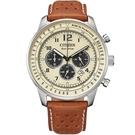 CITIZEN 星辰 光動能計時腕錶 CA4500-16X