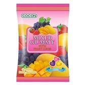 可康 綜合 QQ水果軟糖 100g (24入)/箱【康鄰超市】