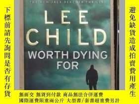 二手書博民逛書店《罕見Worth Dying For 》Lee Child 著