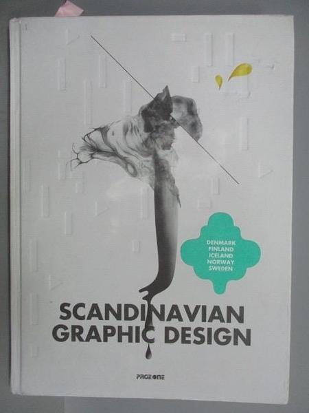 【書寶二手書T6/設計_FOP】Scandinavian Graphic Design