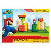 super mario超級瑪利歐 任天堂 2.5吋橡栗平原遊戲組 玩具反斗城