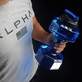 大容量水杯大碼水瓶塑膠運動水壺太空杯便攜啞鈴健身隨手杯 【母親節優惠】