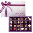 【Diva Life】經典夾心禮盒 24入(比利時手工夾心巧克力)