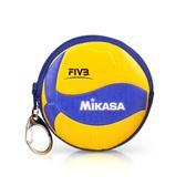 MIKASA 零錢包(鑰匙扣 排球 免運 ≡排汗專家≡