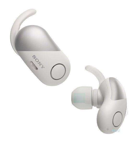 平廣 SONY WF-SP700N 白色 藍芽耳機 降噪 送盒台灣公司貨保固1年 無線 藍牙 耳機