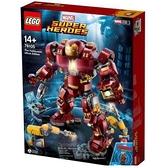LEGO 樂高 超級英雄系列 The Hulkbuster: Ultron 浩克毀滅者 76105
