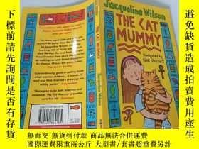 二手書博民逛書店The罕見Cat Mummy:貓媽媽.Y200392