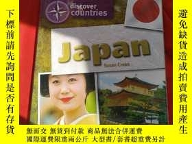 二手書博民逛書店DISCOVER罕見COUNTRIES JAPANY179070 DISCOVER COUNTRIES JAP