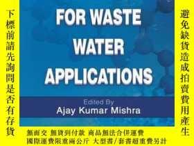 二手書博民逛書店Smart罕見Materials for Waste Water ApplicationsY410016 Aj