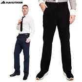 【南紡購物中心】【戶外趣】男款超彈多口袋抓絨禦寒防風防潑水軟殼保暖褲(HMP015 兩色可選)