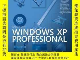二手書博民逛書店Microsoft罕見Windows XP Professional Resource Kit, Third Ed