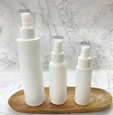 《一文百貨》分裝噴瓶/可裝酒精/2號HDPE/60ML