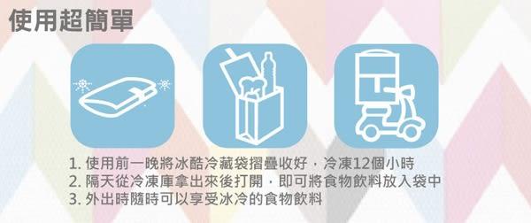 美國 PACKIT 行動式摺疊冰袋/保冰袋/多功能冷藏袋/午餐袋/冰酷(14款可選)