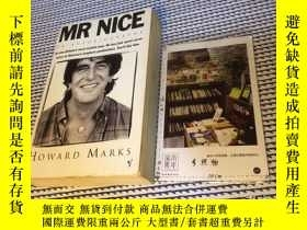 二手書博民逛書店英文原版罕見Mr Nice : an Autobiography