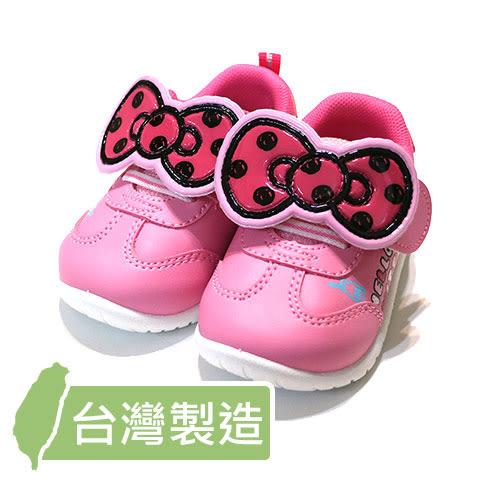 【錢豪童裝童鞋】三麗鷗Hello Kitty運動鞋(16~18號)
