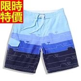 海灘褲-衝浪防水必買俐落陽光高檔男短褲子3色54q41【時尚巴黎】