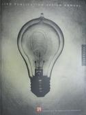 【書寶二手書T3/設計_XED】33rd publication design annual_Society of Pu
