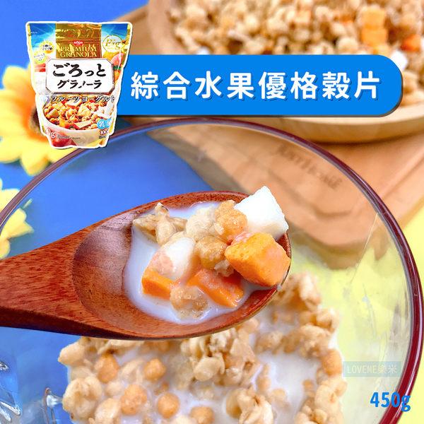 日清綜合水果優格穀片