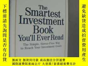 二手書博民逛書店The罕見smartest investment book yo