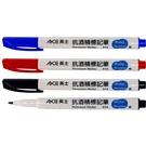 英士ACE 單頭抗酒精標記筆 專門各大醫院使用 單色12支入 /盒 314