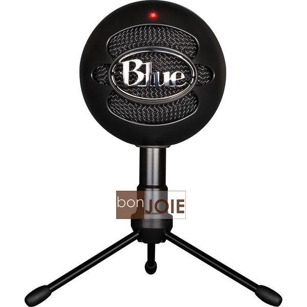 ::bonJOIE:: 美國進口 Blue Microphones Snowball iCE USB Microphone 專業型 USB 麥克風 (黑色)(盒裝) MIC